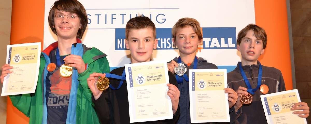Elfjähriger GAG-Schüler Gewinnt Landespreis Bei Mathematik-Olympiade