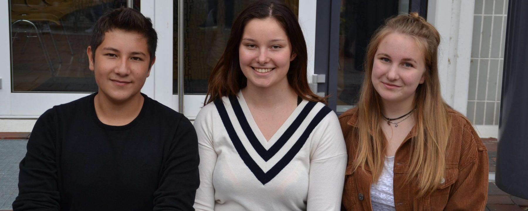 Schülervertretung An Der GAG Im Schuljahr 2018/2019