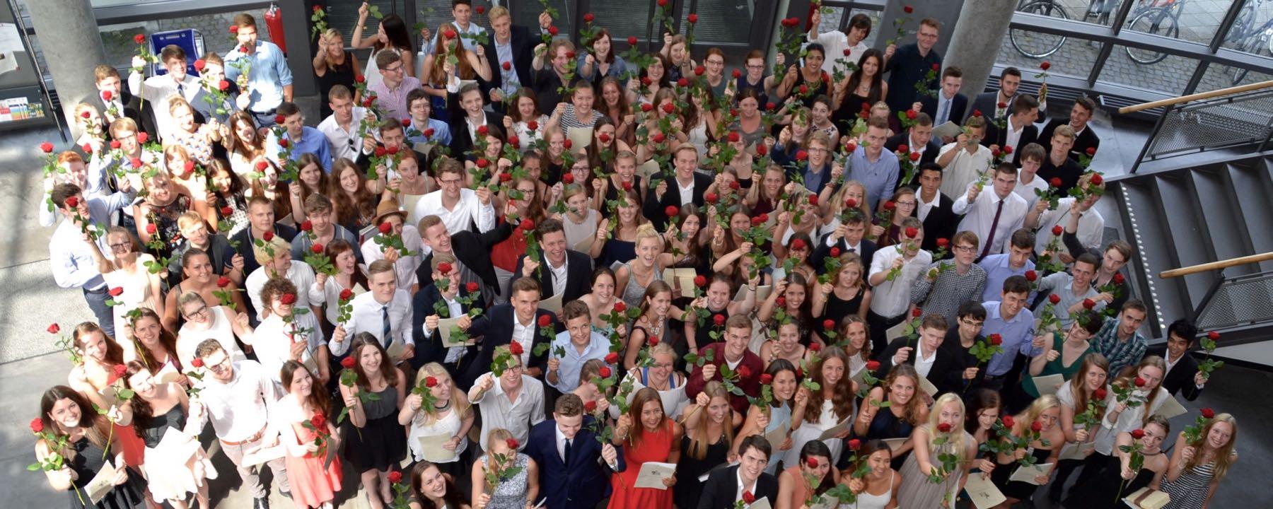 Abiturfeier 2015 Bricht Alle Rekorde