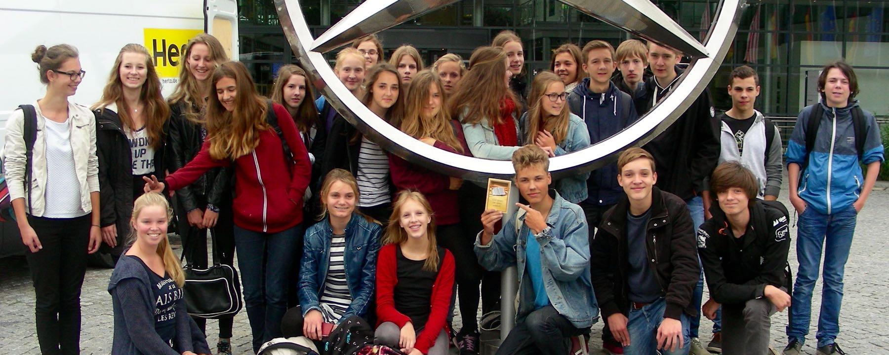 GAG-Austausch Mit Groningen