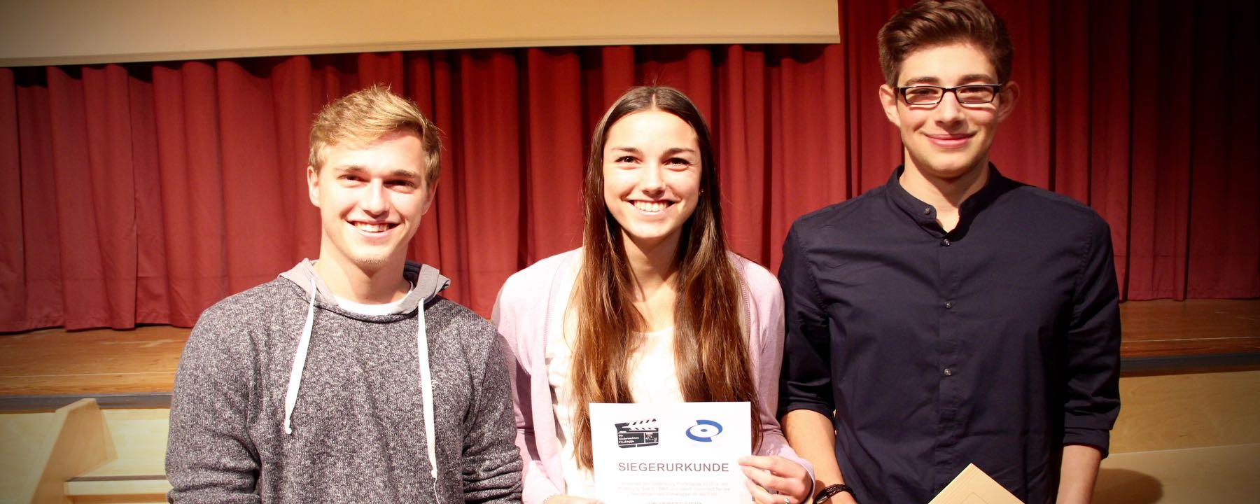 Oldenburg Filmklappe 2015: Zwei GAG-Erfolge