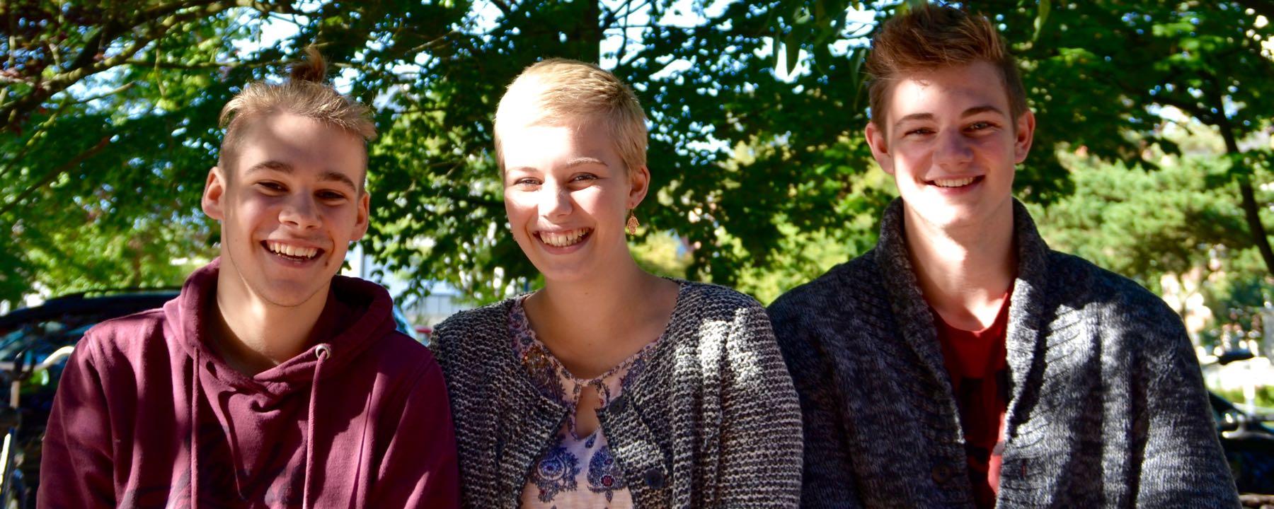 Neue Schülersprecher Für Die GAG