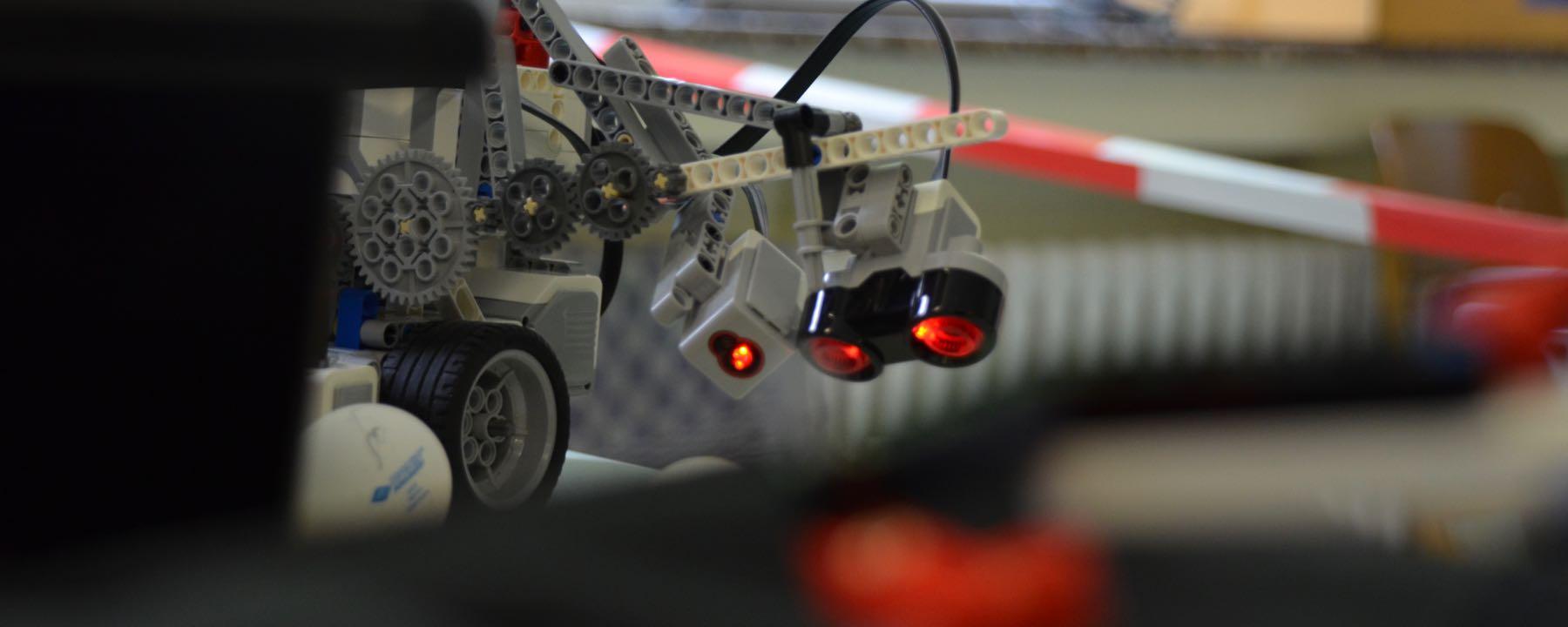GAG-Robotiker Sieger Der Herzen Beim InTech-Cup 2016