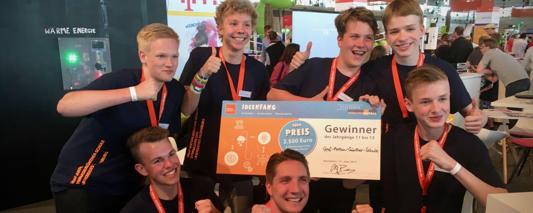2017 08 10 GAG Schüler Gewinnen Ideenfang Wettbewerb – 4 Von 4