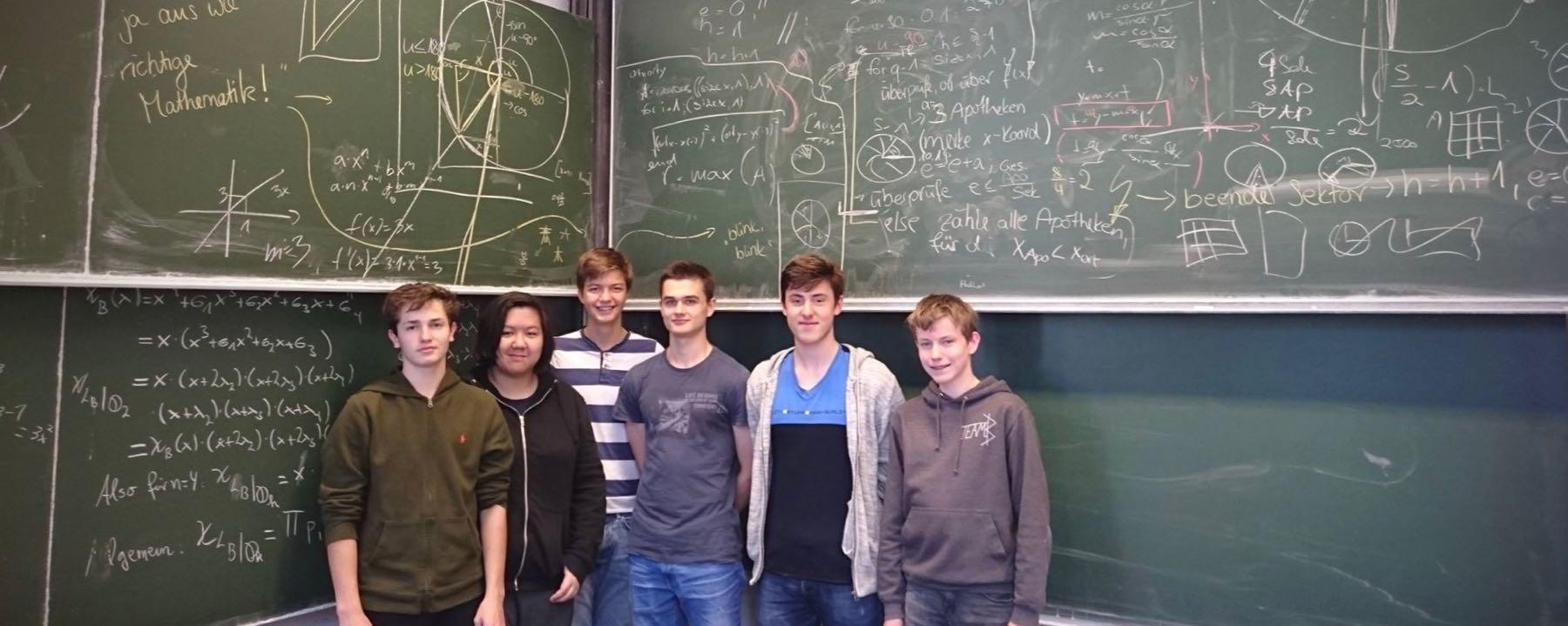 Schüler Optimieren Mit Computern Notfallpläne