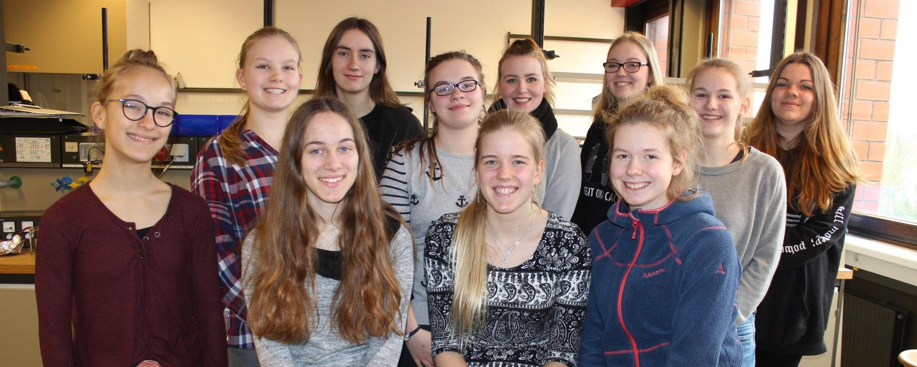 Physiktag für Mädchen an der Universität Oldenburg: eine neue Veranstaltung von XperimenT!