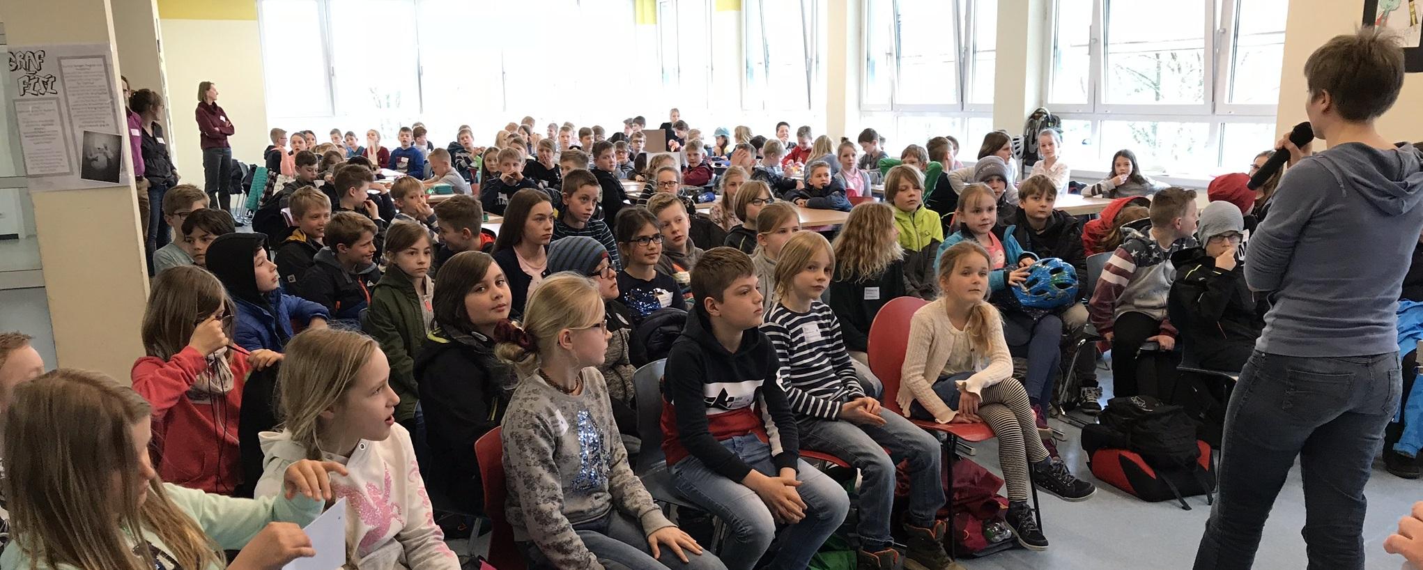 Zum dritten Mal seit 2013: Mathetraining für Jahrgang 4+5 an der GAG