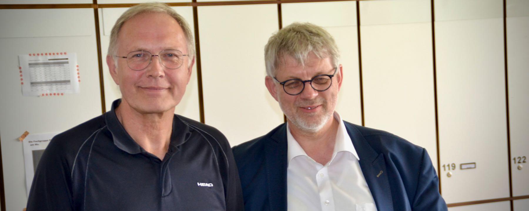 Mit Horst Westerheide verlässt ein Mann von echtem Schrot und Korn die GAG