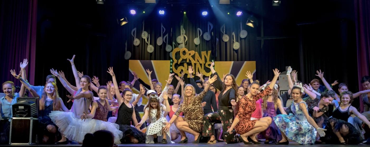 """""""Hairspray"""" Das Erfolgreiche Musical An Der GAG"""