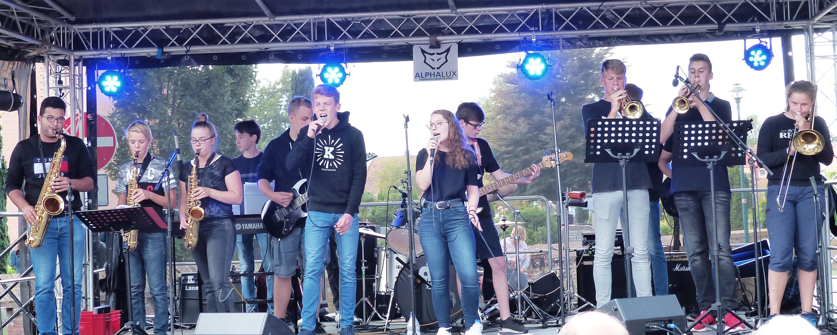 Die Tour Geht Weiter: GAG-Combo Beim Cityfest Wardenburg