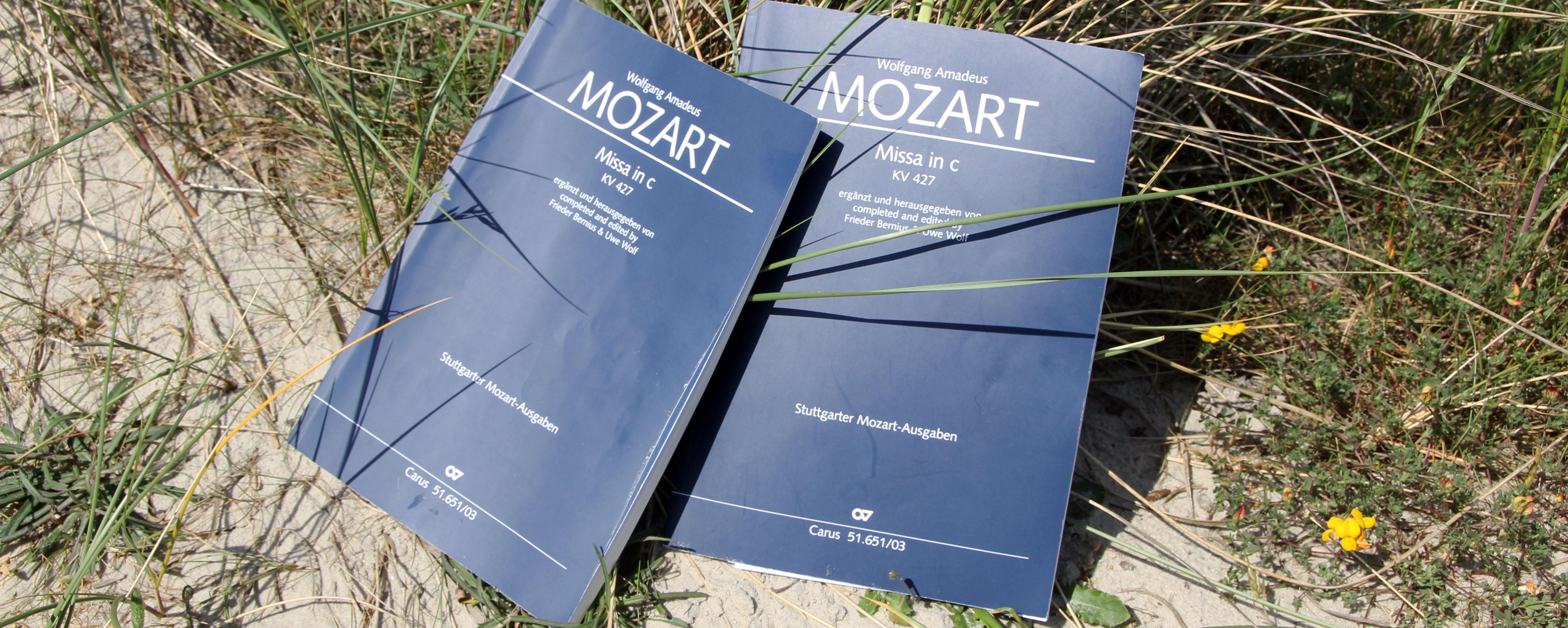 Ruhe + Wasser + Wind + Weite = Mozart