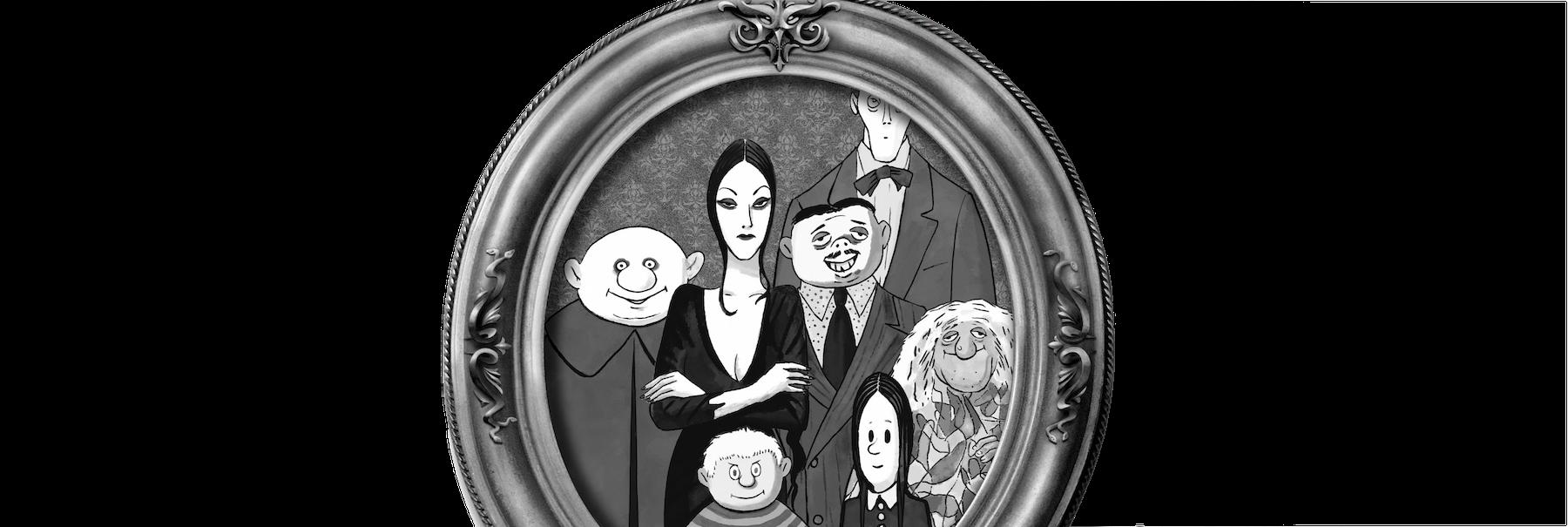"""GAG Musical 2019 – """"The Addams Family"""""""