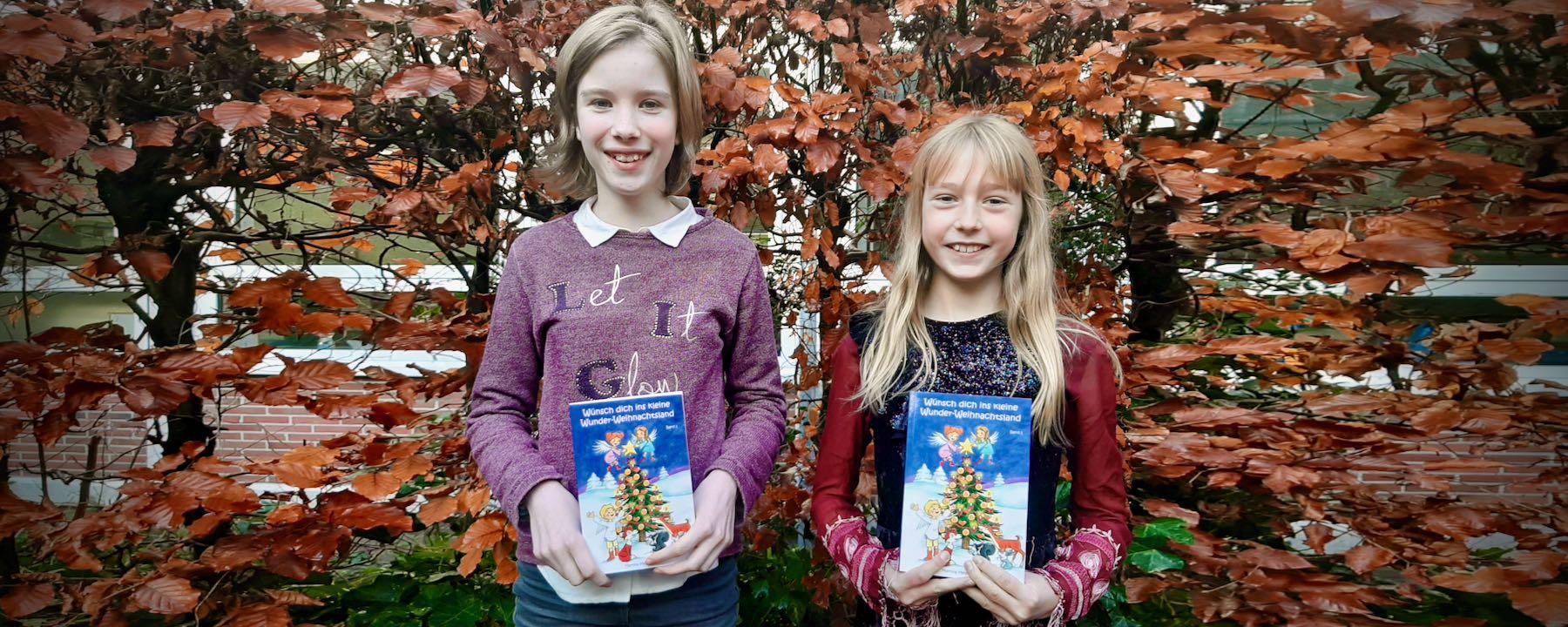 Weihnachtszauber Aus Schülerhand: GAG-Schülerinnen Erfolgreich Bei Schreibwettbewerb
